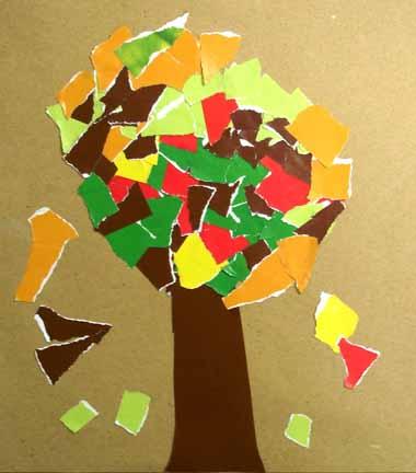 Jesenje stablo - Ana Petrušić, 2.e