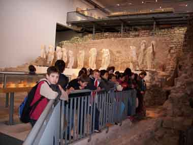 razgledanje muzeja